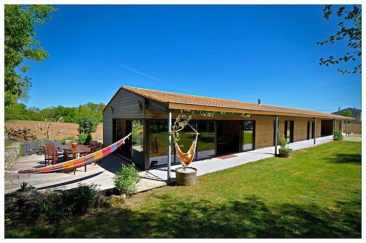 Maison contemporaine d'architecte 160 m2 Promotion