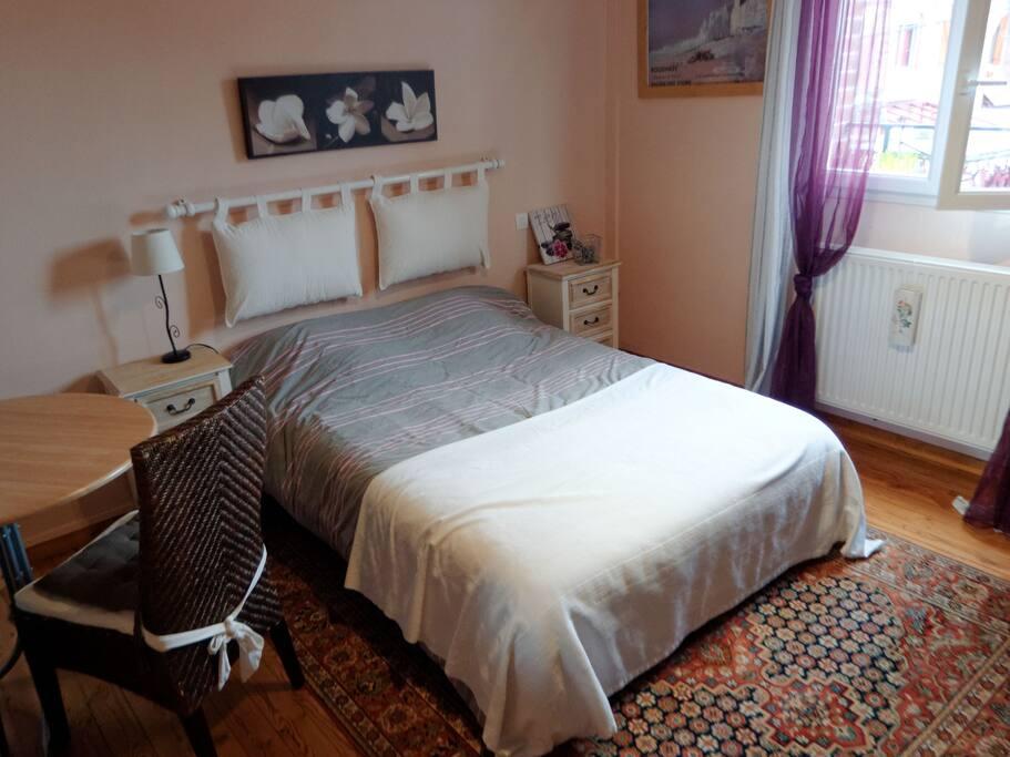 Chambre rouen jardin des plantes houses for rent in for Chambre de salaries
