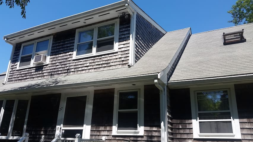 Excellent Edgartown location in Rustic Prvt Space - Edgartown - Huis