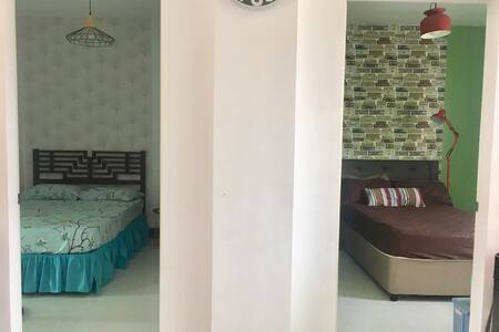 Cozy fully furnished home at Goa, Camarines Sur