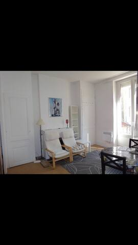Studio Lyon 6e