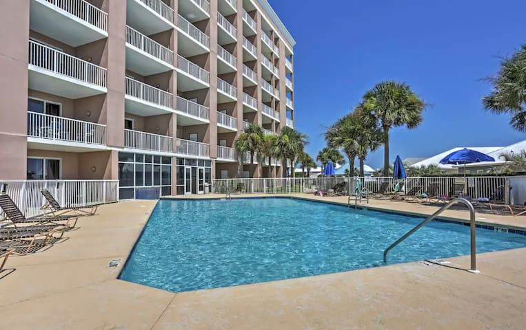 1BR Gulf Shores Condo w/ Private Balcony! - Gulf Shores - Condo