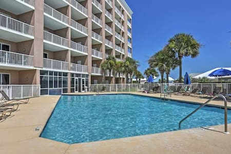1BR Gulf Shores Condo w/ Private Balcony! - Gulf Shores - Lyxvåning