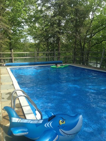 Private Gated Pool - On Premise (40x20)