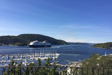 En perle ved Oslofjorden - Drøbak