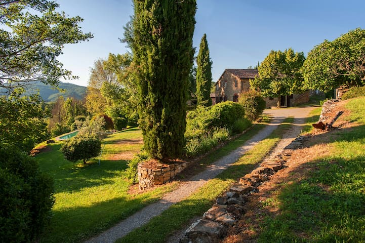 Casa Passerina - the unknown Umbria