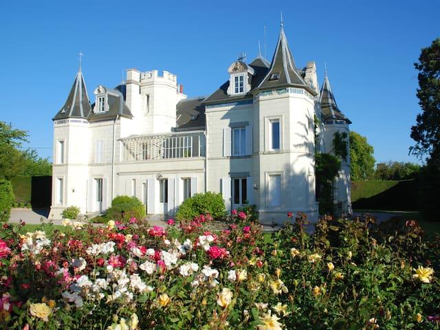 Saint-Briac-sur-Mer, très grande maison et terrain