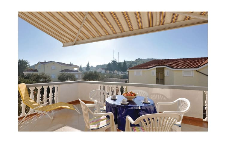 Holiday apartment with 1 bedroom on 38m² in Drage
