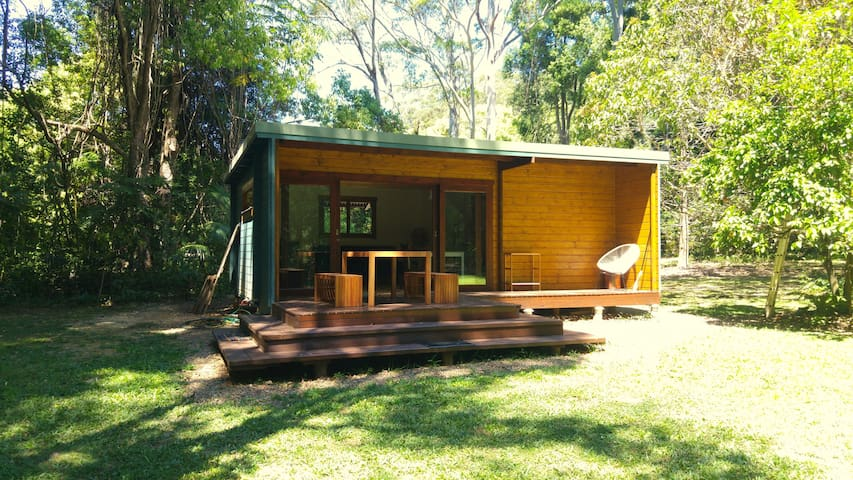 The Green Cabin - Upper Burringbar - Srub