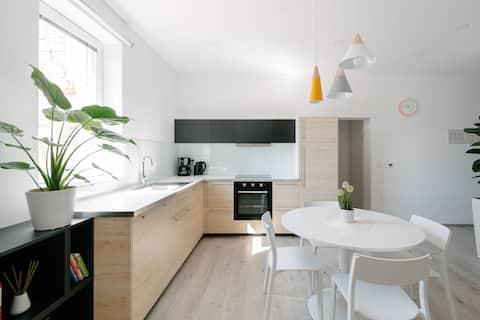 Appartement FRIS - Comfortabel en gezellig