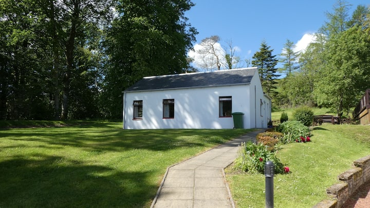 Foxglove Cottage on beautiful Ayrshire Estate