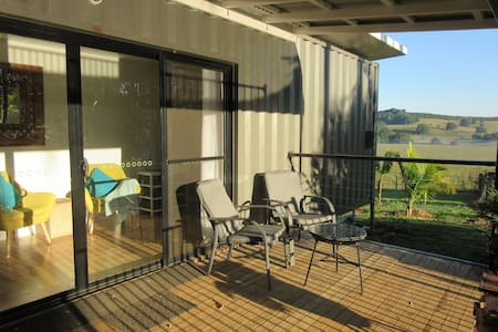"""Elvenwood""  Byron Hinterland Self Contained Cabin - Pearces Creek"