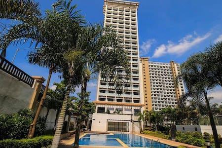 Studio City Unit For Rent in Alabang