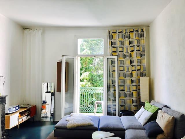 Beau 2 pi ces vue sur jardin arbor apartments for rent for Beau jardin apartments reviews