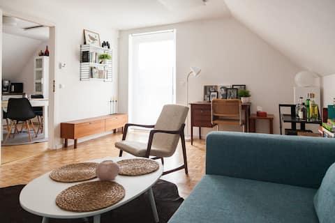 Elegantan, udoban stan u Eberndorfu
