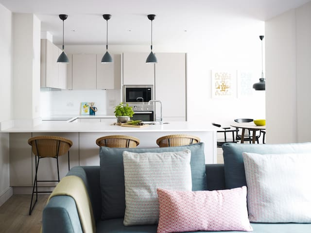 8 The Salterns, Chichester - Chichester  - Appartement