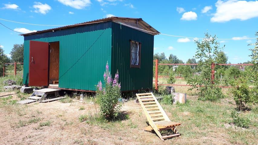 Гостевой дом на Десногорском водохр. посуточно