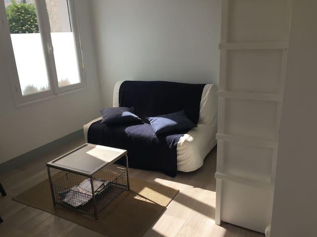 Charmant petit studio en plein centre de Biarritz