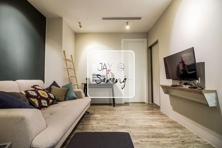 JAY @ KLCC Premium Apartment [Walk to KLCC]
