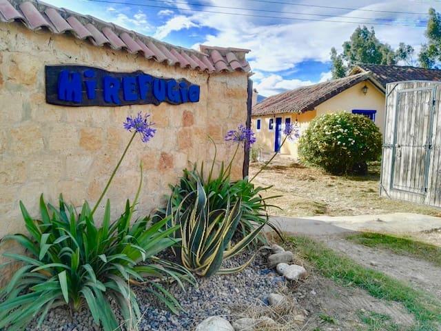 Mi Refugio (150 años | BBQ | Granja)