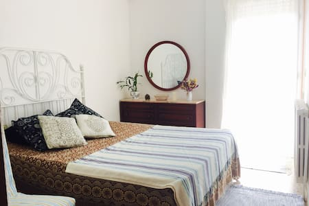 Doble, charming, con parking - Tamarite de Litera - Bed & Breakfast