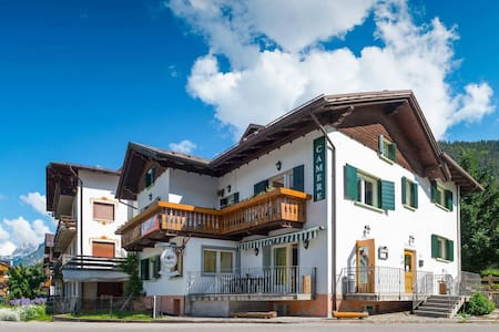 Meublè Bar Giustina - Auronzo di Cadore - Bed & Breakfast