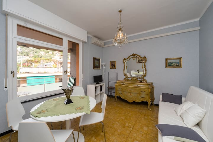 Arco - close to beach & restaurants - WiFi - Santa Margherita Ligure