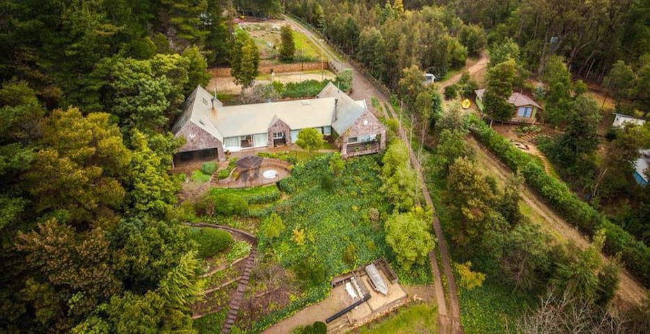 Linda casa en el Lago vichuquen , full equipo - Vichuquén - House