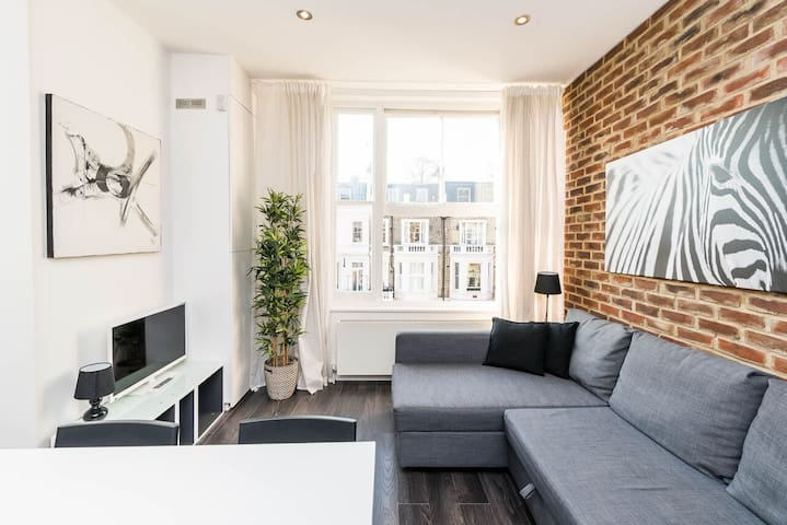 Fantastic 1BD flat in the central London!