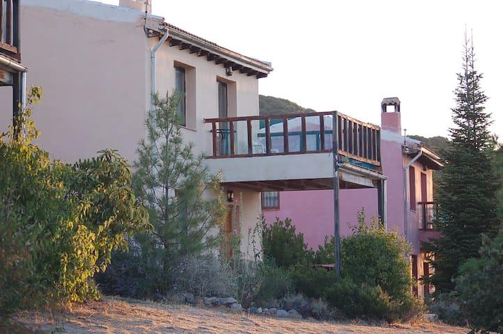 Cabañas Imagina 3, OLIVO - Torres - House