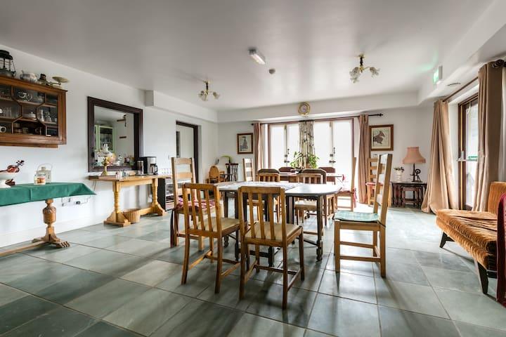 Slemish Barn: Room 4 - Ballymena - Dormitório