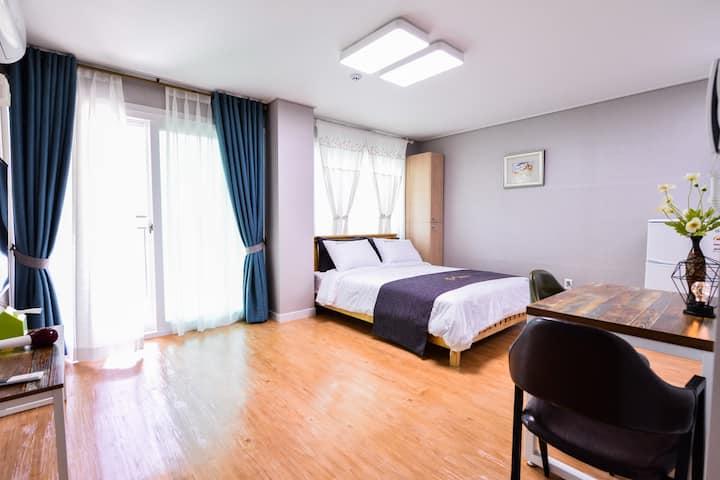 엠마오 하우스  204 돌산대교 부근 개인,가족 여행객을 위한 공간