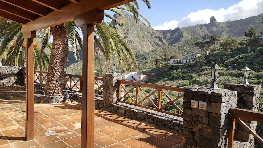 Stilvoll, renoviertes, typisch kanarisches Haus - Santa Cruz de Tenerife