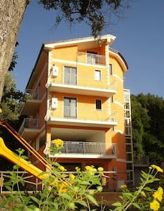 Tranquillità e Centralità a Vallo della Lucania-SA
