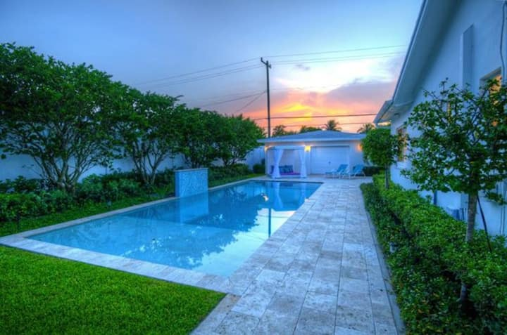 Dwntn Delray Luxury/Private/Villa/Pool