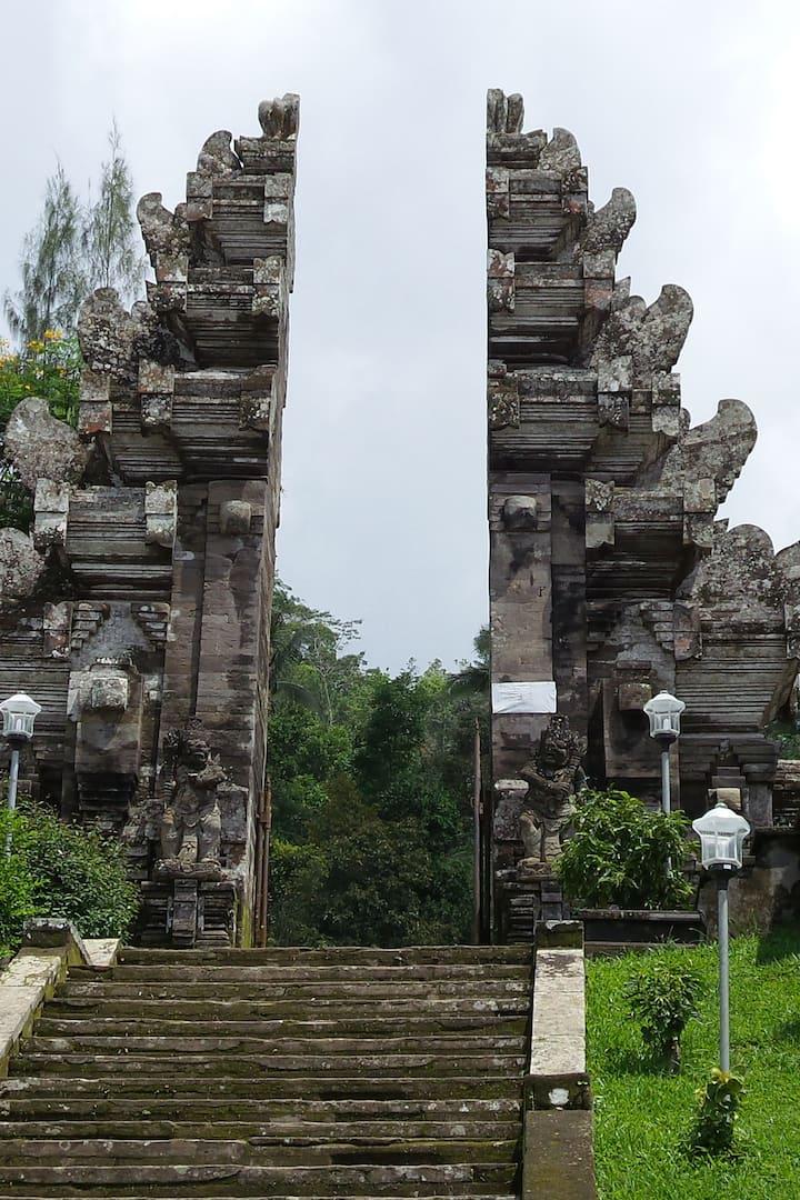 Kehen - Balinese Hindu Temple