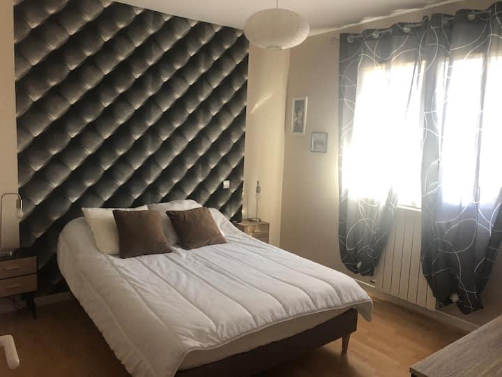 Maison idéale pour un moment de détente en Corrèze