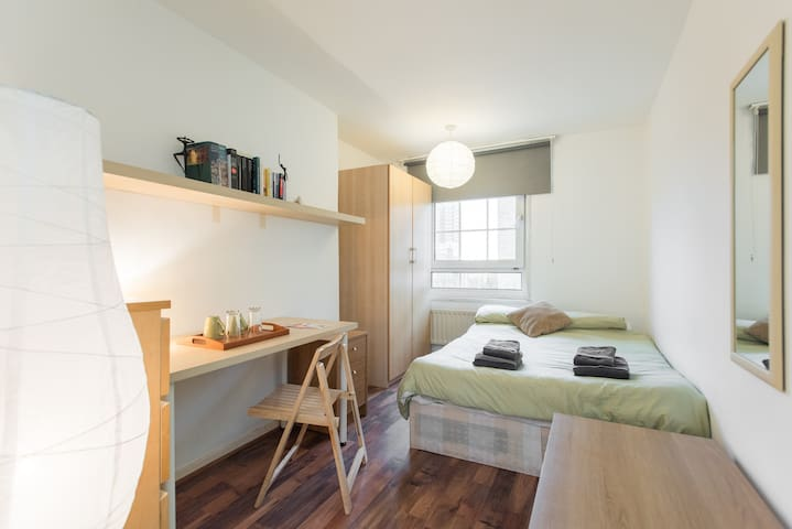 Double Room 04 - near Tower of London & Shoreditch