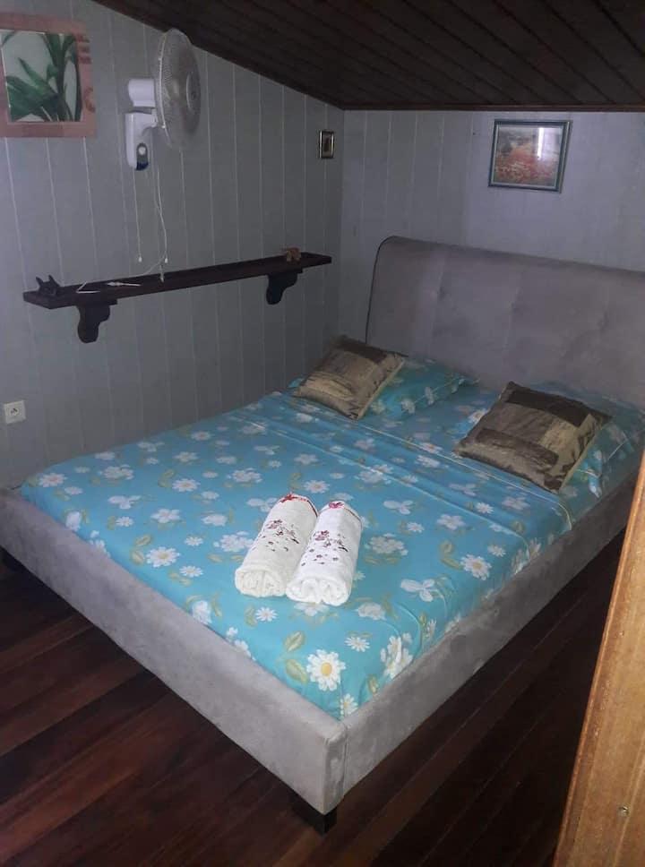 Chambre 4 dans Villa Kréole