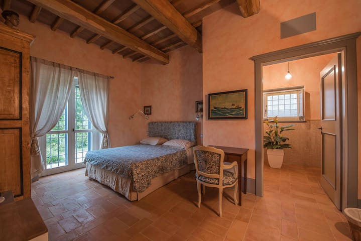 Stanza Limone - Le Logge Ritrovate - Acquasparta - Bed & Breakfast