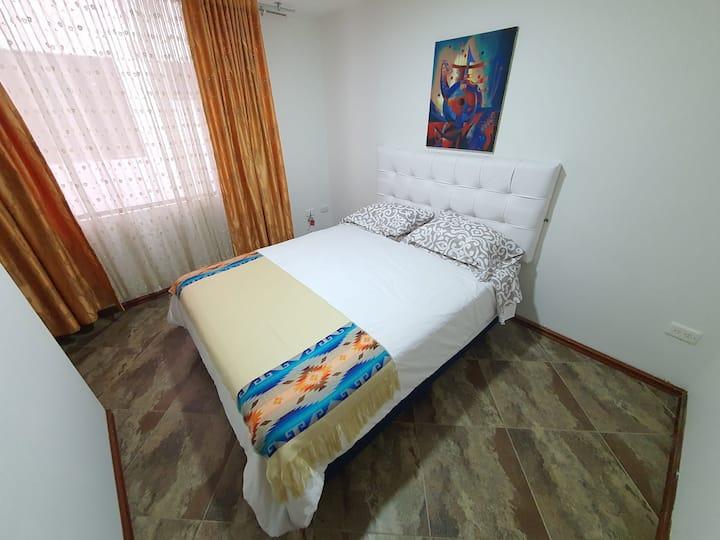 410 Bonito Confortable Clase Estilo Centro