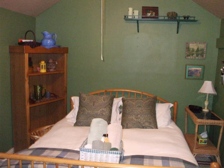 River Wynde Executive Bed & Breakfast by Elevate Rooms - Garden Room