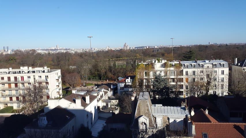 Studio Cosy aux Porte de Paris - Charenton-le-Pont - Daire