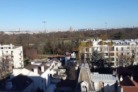 Studio Cosy aux Porte de Paris - Шарантон-ле-Пон - Квартира
