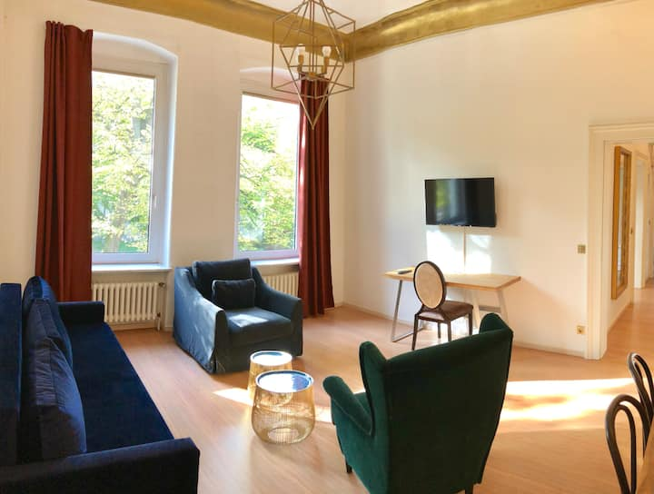 Apartment No 3 City Centre Osnabrück