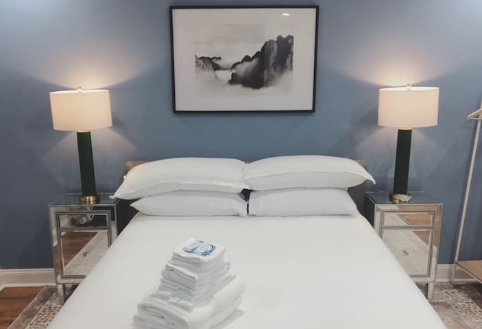 Amazing Private Suite-3 in New York 30+Days