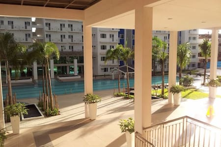 AFFORDABLE1BRfurnished w/ FREE WIFI - Quezon city