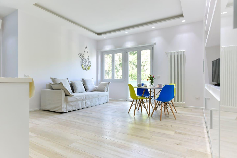 soggiorno/pranzo living and dining room