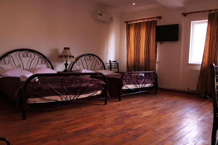 Hotel Fehu 2. Family room