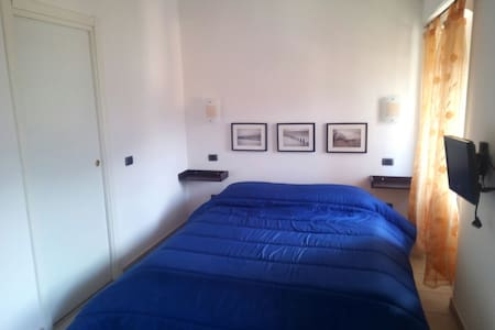 Camera ben arredata e confortevole - Ricco' del Golfo